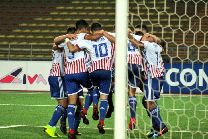 La Albirroja Sub 17 irá por la victoria ante Uruguay.