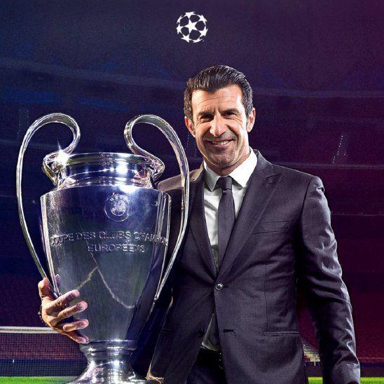 Figo revela el motivo de su recordado paso del Barça al Madrid