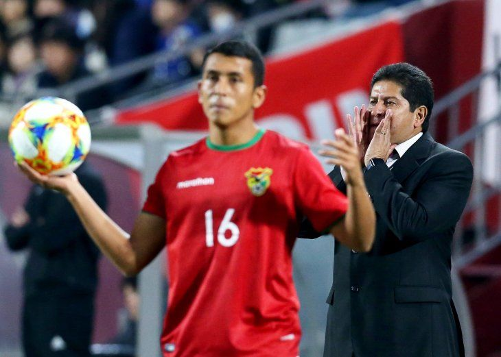 Bolivia anuncia un amistoso contra Francia para junio en suelo francés