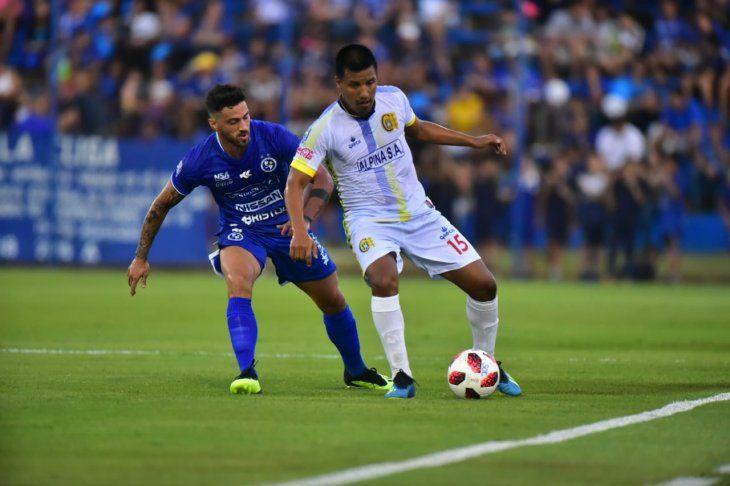 Sol y Capiatá empataron 0-0 en Villa Elisa.