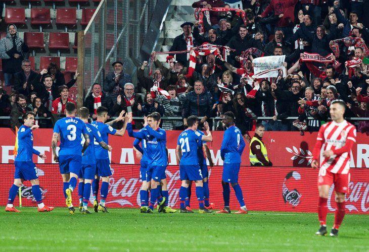 Athletic superó al Girona.