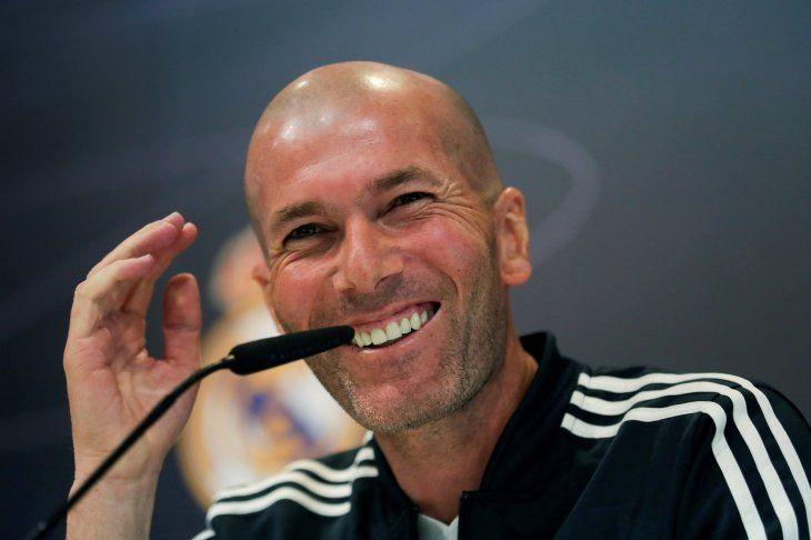 Pogba es del agrado de Zidane.