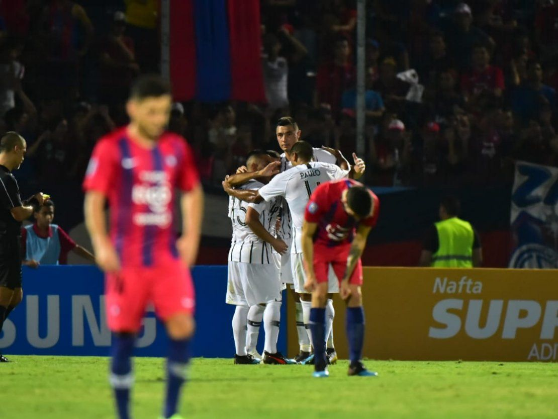 Libertad corta la racha ganadora de Cerro Porteño