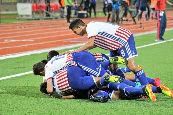 La Albirroja Sub 17 clasificó al Hexagonal Final del Sudamericano de Perú.
