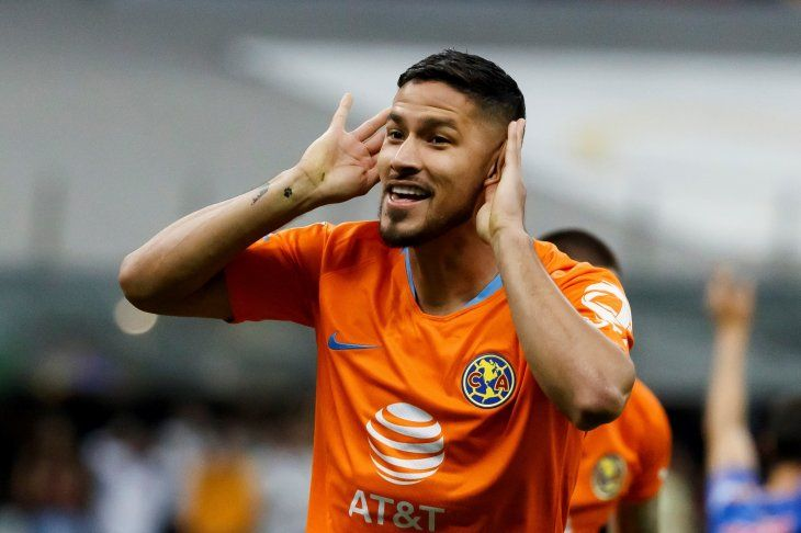 Bruno Valdez es un defensor goleador en el América.