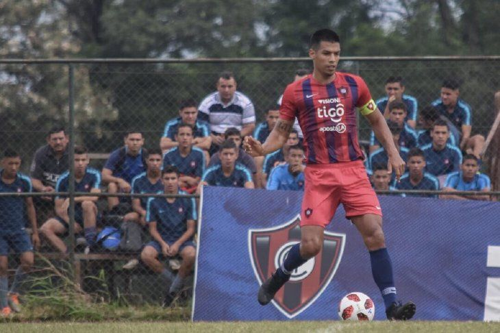 Deportes: El equipo de la Libertadores