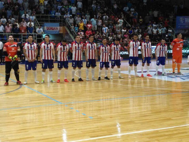 La Selección Paraguaya de fútbol de salón debutó con el pie derecho en el Mundial.
