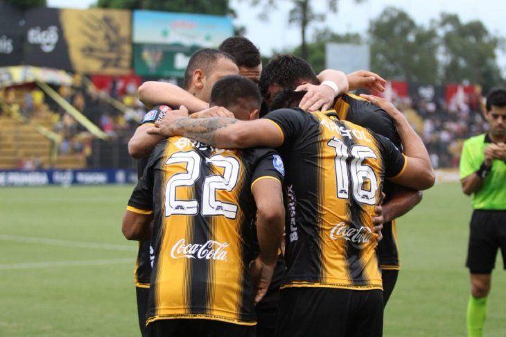 Guaraní medirá al Deportivo Cali por Copa Sudamericana.
