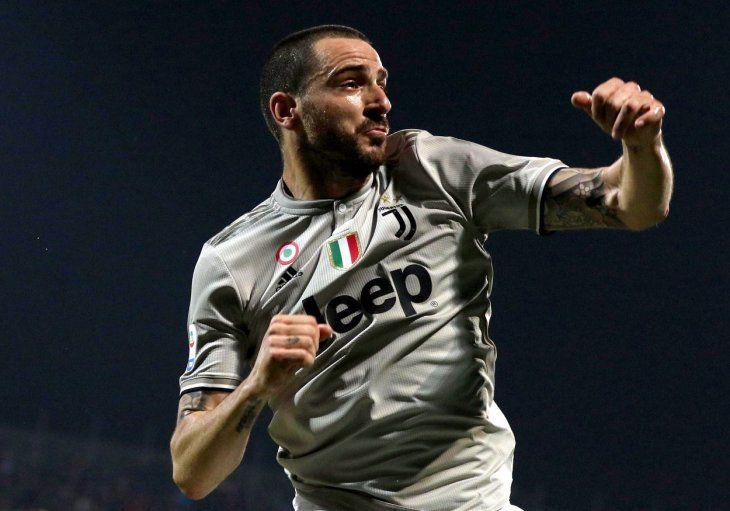 Juventus ganó y dio otro paso hacia el título.