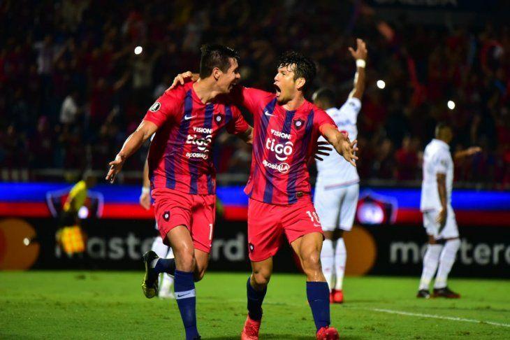 Cerro Porteño venció a Nacional en barrio Obrero.