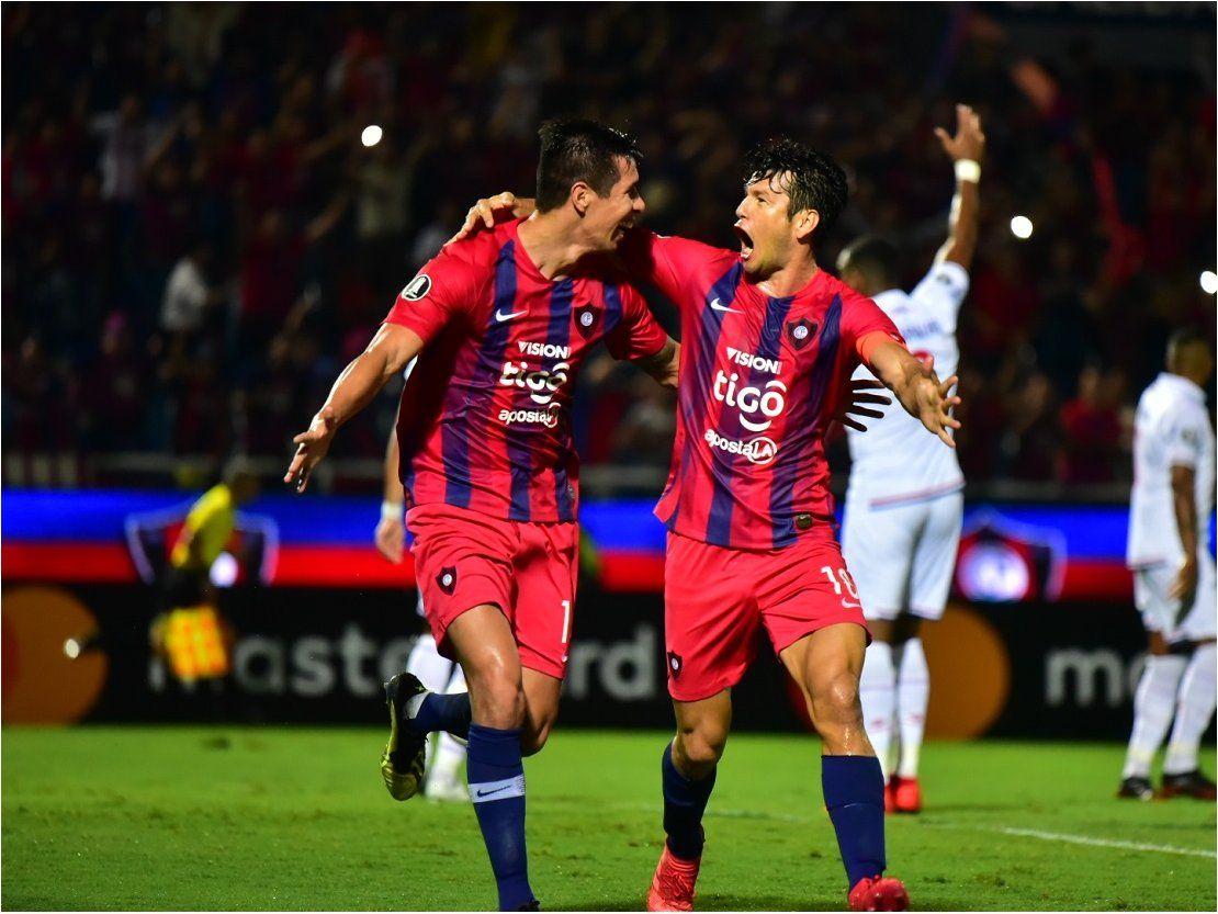 Cerro Porteño alcanza un récord después de 46 años