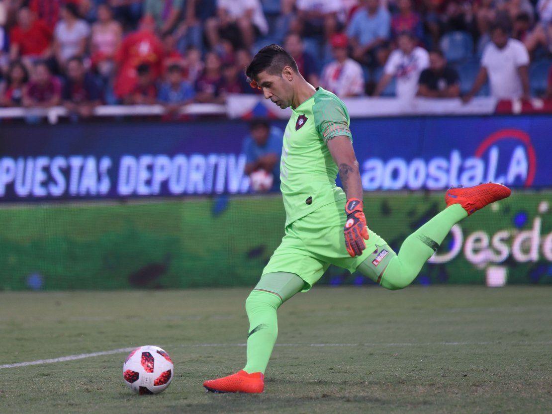 Jubero respeta la titularidad de Rodrigo Muñoz