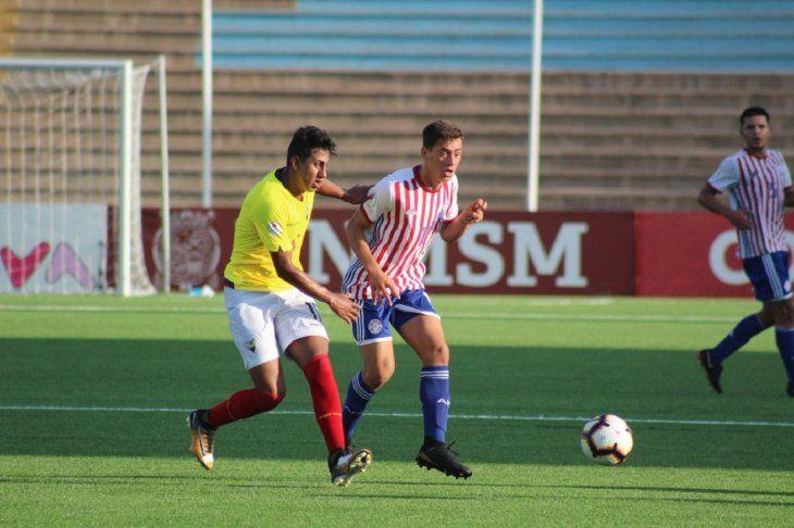Paraguay empató con Ecuador en segunda fecha del hexagonal.