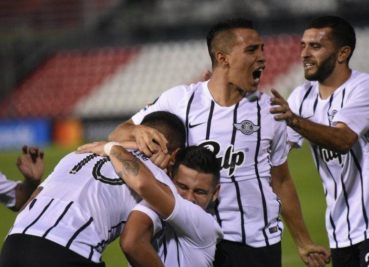 Libertad atraviesa por un extraordinario momento en Copa.