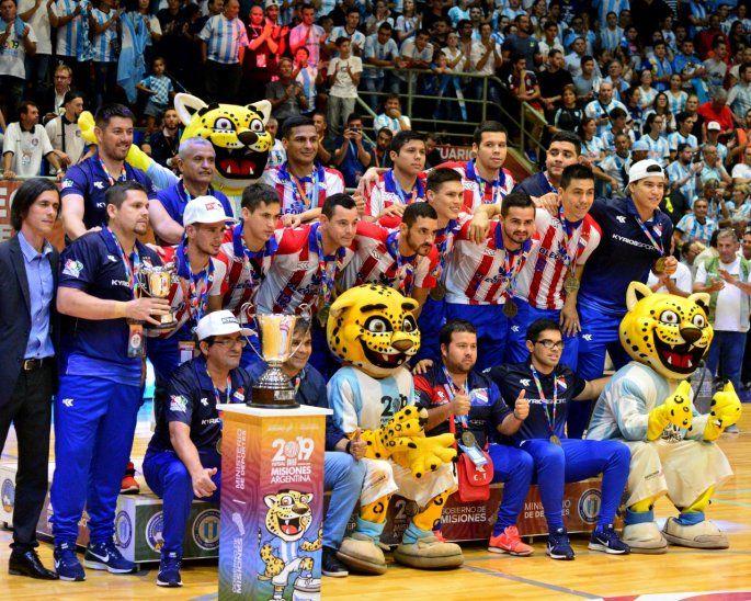 Paraguay finalizó en el tercer lugar del Mundial de Argentina.