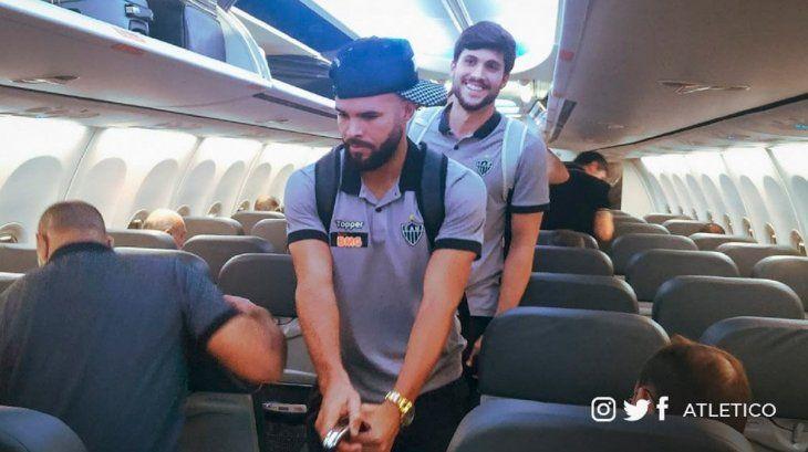 Mineiro llega con todo para medir al líder Cerro Porteño