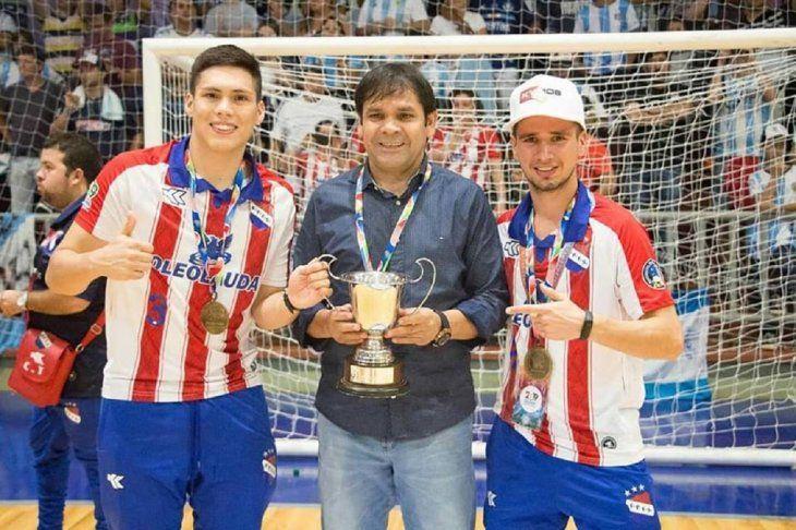 La Albirroja se quedó con el tercer lugar del Mundial.