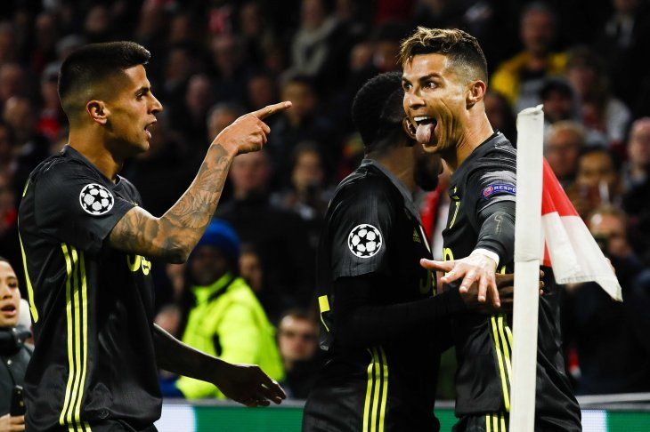 Massimiliano Allegri: Cristiano Ronaldo es de otra categoría