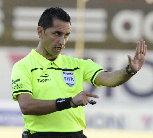 Julio Quintana dirigirá el partido del líder Olimpia el sábado.