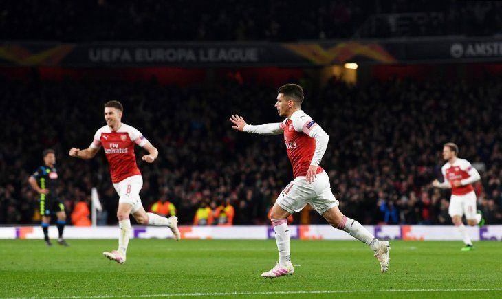 El Arsenal consiguió una importante victoria.
