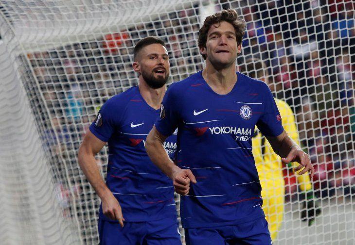 El Chelsea ganó con lo justo este jueves.