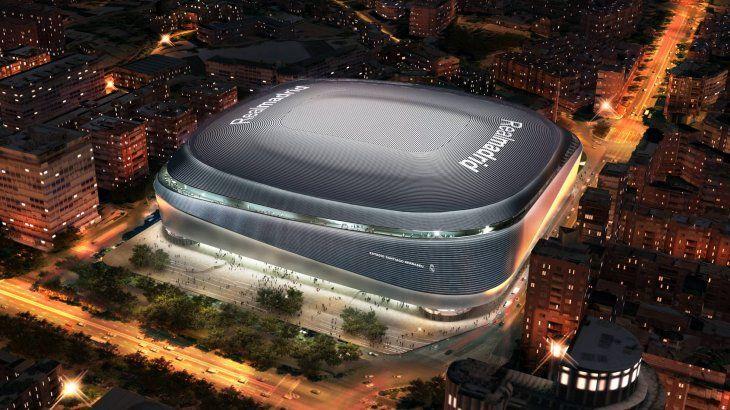 El Real Madrid cierra financiación del Bernabeú con 575 millones de euros en 30 años.
