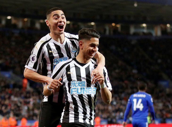 El Newcastle ganó por la mínima este viernes.