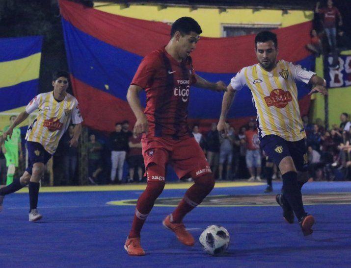 Cerro y Olimpia lideran en futsal