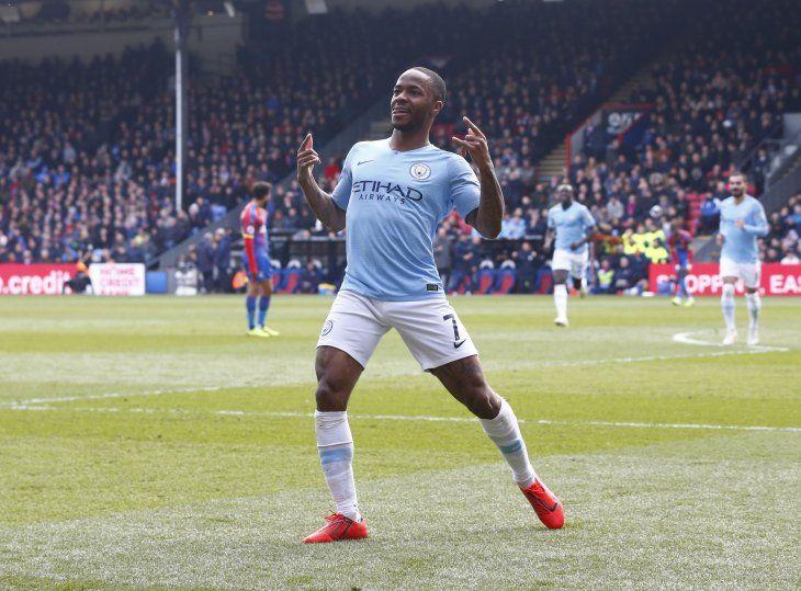 Sterling acerca otro pasito más al City