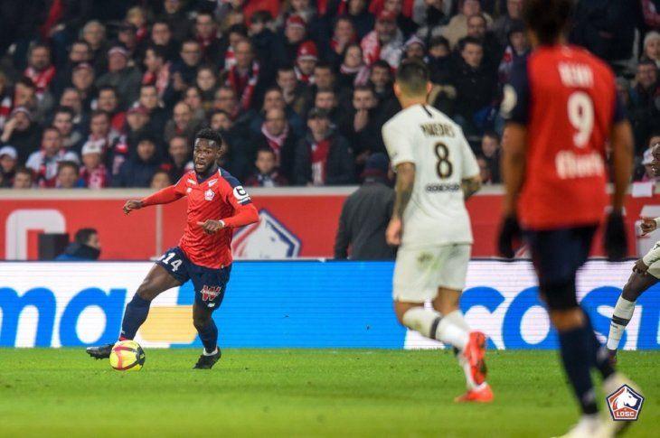 El Lille humilla al París Saint Germain y retrasa su alirón otra vez