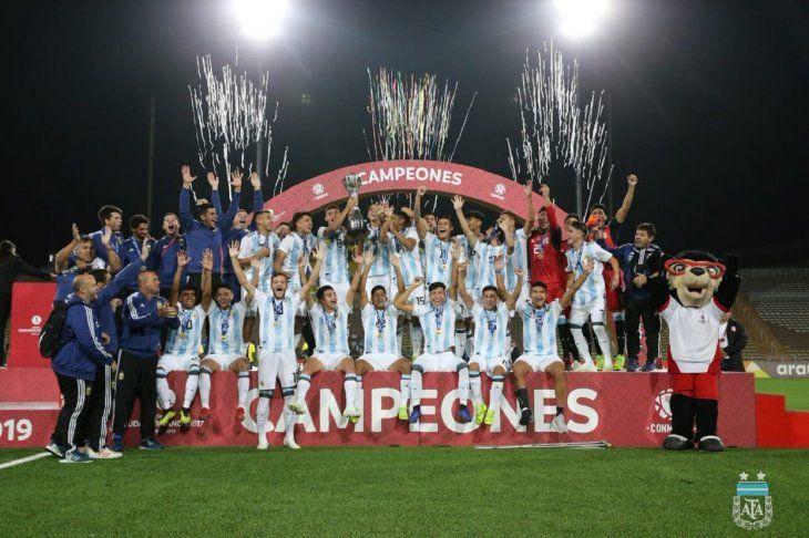 Argentina gritó campeón en Lima