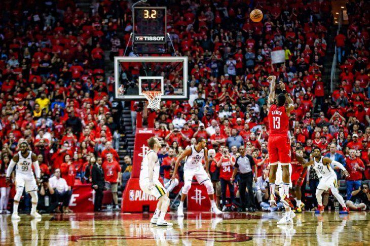 Los Rockets lograron un gran triunfo en la NBA.