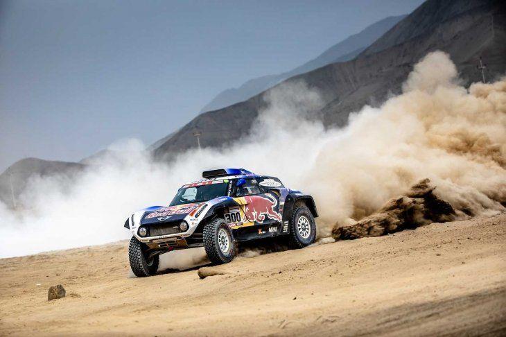 El Dakar se disputará en Arabia Saudita tras diez ediciones sudamericanas.