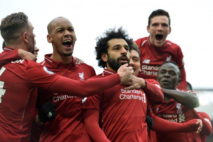 El Liverpool tiene ventaja y quiere avanzar.