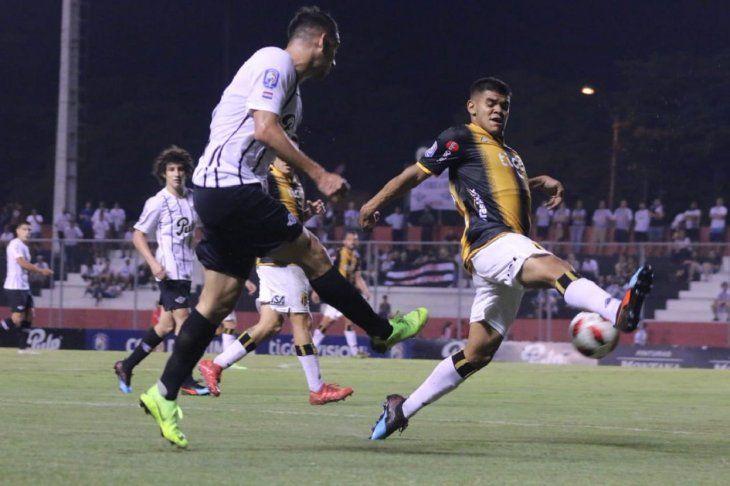 AL DÍA. Libertad y Guaraní igualaron 1-1 por la fecha 14 del Apertura.