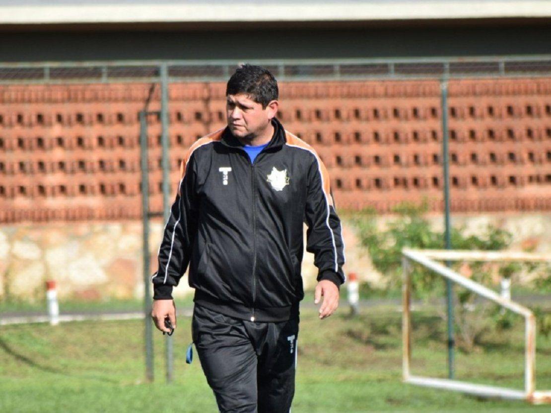 Luis Escobar dejó de ser entrenador de General...