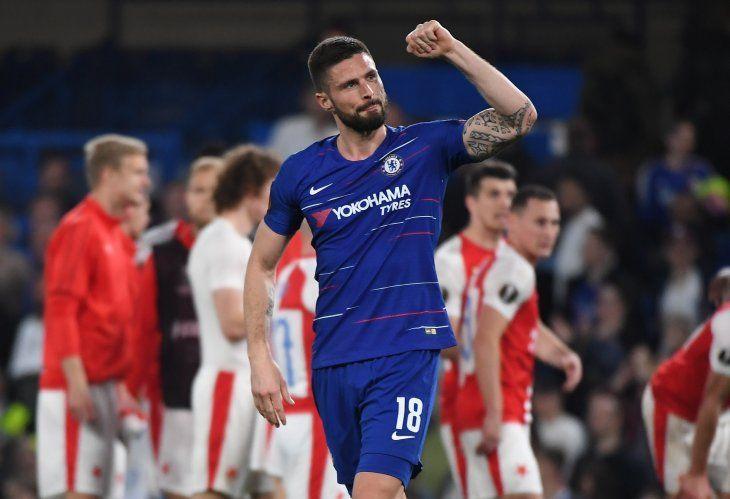 Chelsea logró su pase en las semis.