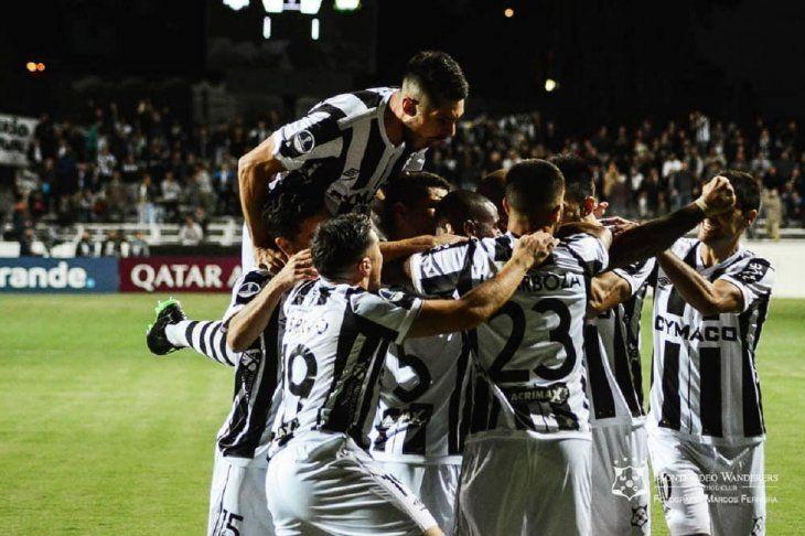 Montevideo Wanderers avanzó a la siguiente fase de la Sudamericana.