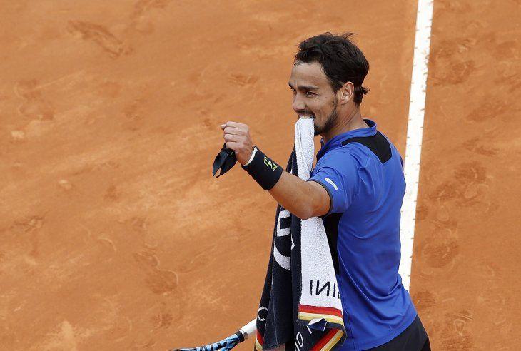 El italianoFabio Fognini conquistó su primer torneo de tenis de categoría Masters 1000 en Montecarlo.