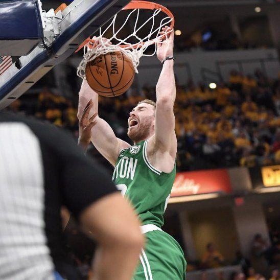 Los Celtics de Boston son los primeros semifinalistas de conferencia en la NBA.