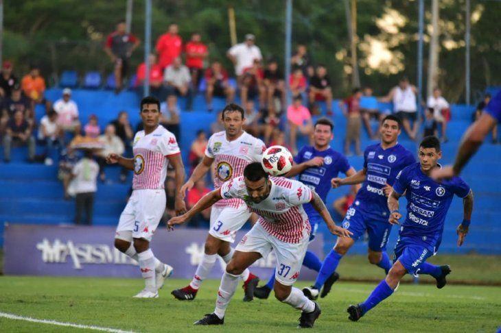 Sportivo San Lorenzo y Sol de América abrirán la fecha 18 del torneo Apertura.