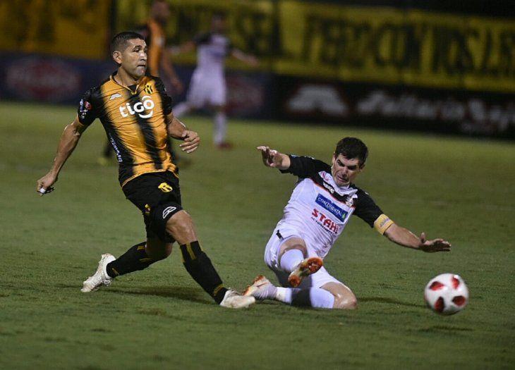 General Díaz recibe a Guaraní en la continuidad de la fecha 18 del torneo Apertura.
