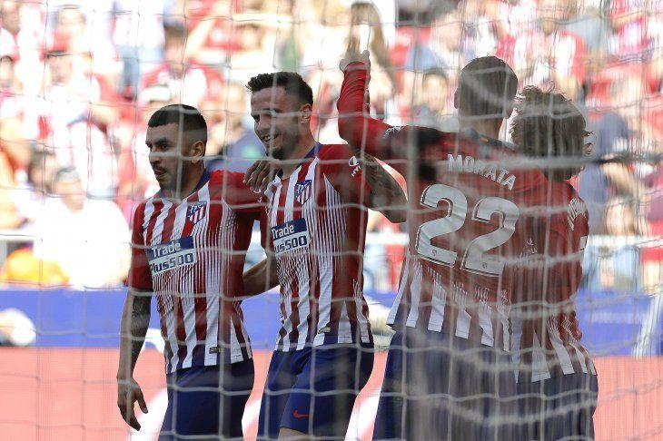 Atlético se impuso por la mínima.
