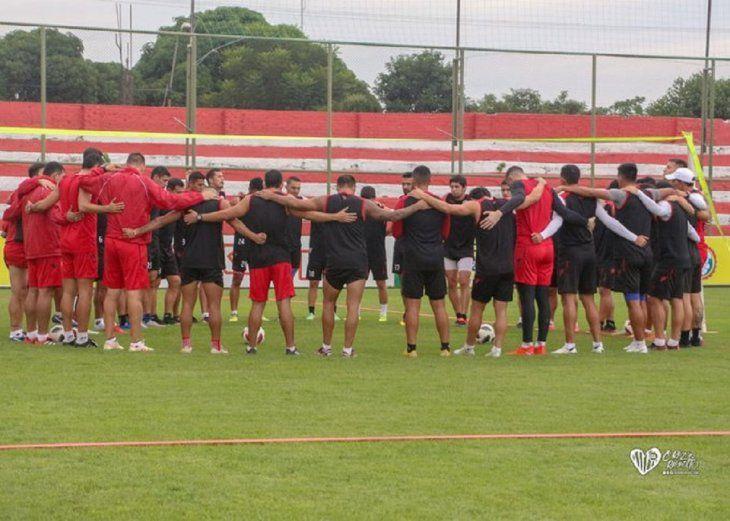 Ariosa habló del momento que atraviesa el Sportivo San Lorenzo.