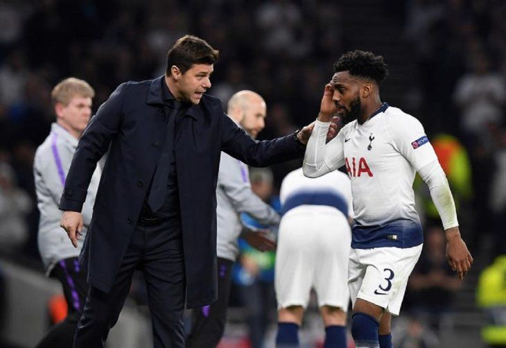El manager de Tottenham