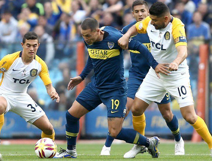 Boca Juniors y Rosario Central definirán la Supercopa Argentina.