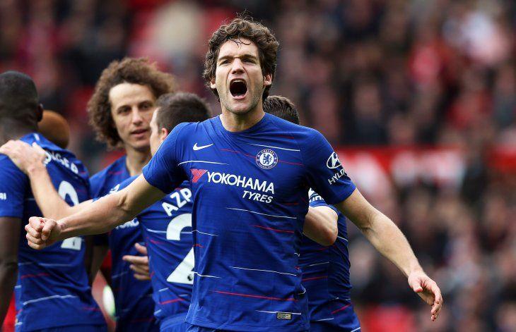 La ilusión del Eintracht y la presión del Chelsea
