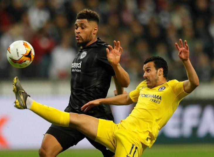 Chelsea logró un empate de visitante.