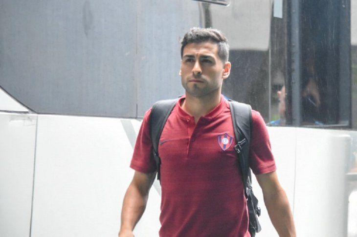 Federico Carrizo está para ser titular frente a Nacional.