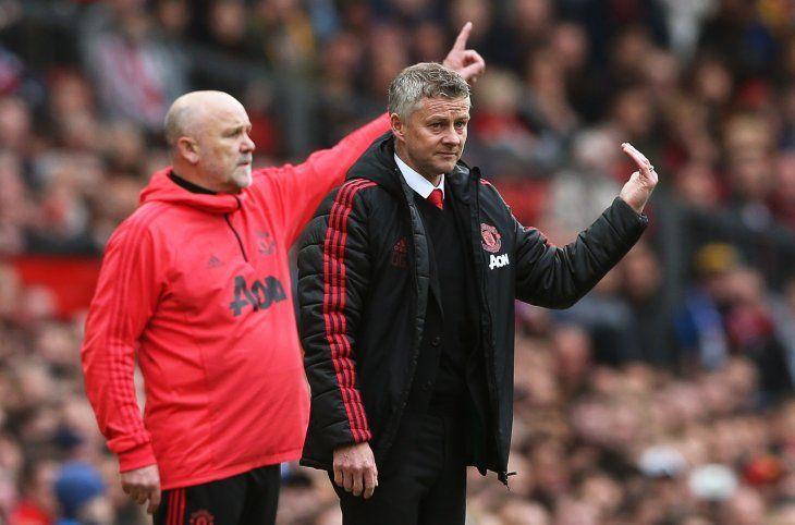 El Manchester United se despide de la Champions